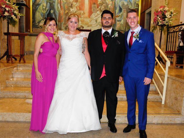 La boda de Yeray y Yurena en Tamaraceite, Las Palmas 33