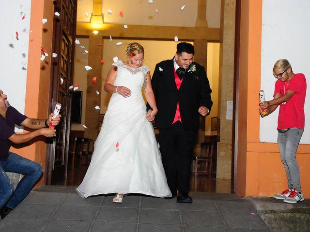 La boda de Yeray y Yurena en Tamaraceite, Las Palmas 34