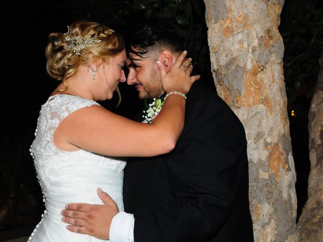 La boda de Yeray y Yurena en Tamaraceite, Las Palmas 36