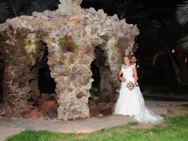 La boda de Yeray y Yurena en Tamaraceite, Las Palmas 39