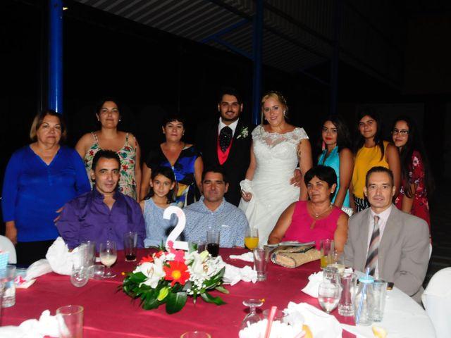 La boda de Yeray y Yurena en Tamaraceite, Las Palmas 44