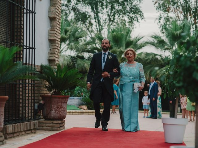 La boda de Alfonso y Silvia  en Puente Genil, Córdoba 10