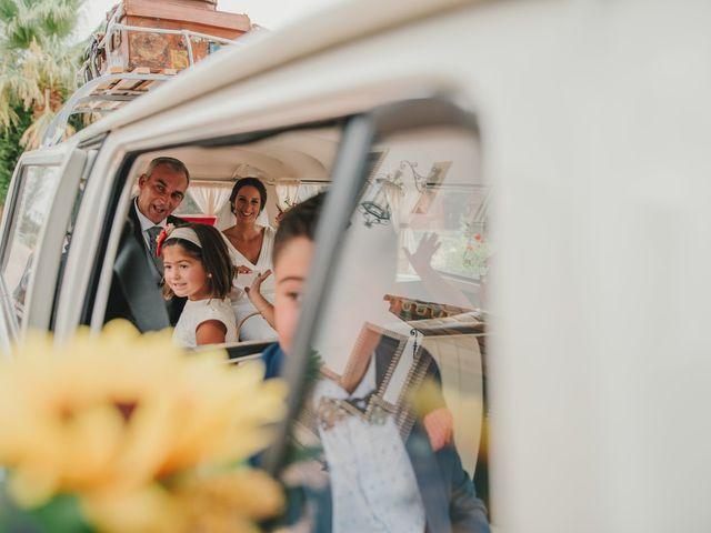 La boda de Alfonso y Silvia  en Puente Genil, Córdoba 11