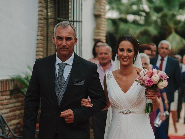 La boda de Alfonso y Silvia  en Puente Genil, Córdoba 14
