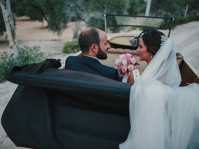 La boda de Alfonso y Silvia  en Puente Genil, Córdoba 17