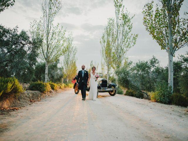 La boda de Alfonso y Silvia  en Puente Genil, Córdoba 19