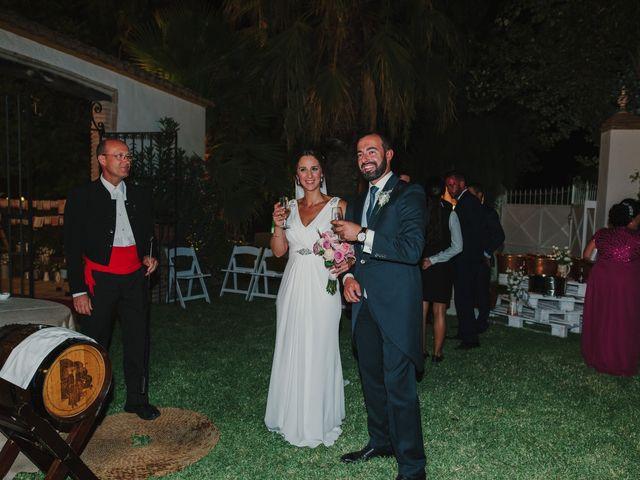 La boda de Alfonso y Silvia  en Puente Genil, Córdoba 22
