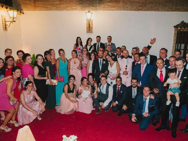 La boda de Alfonso y Silvia  en Puente Genil, Córdoba 23