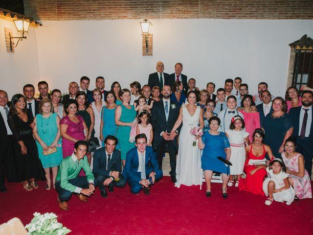 La boda de Alfonso y Silvia  en Puente Genil, Córdoba 24