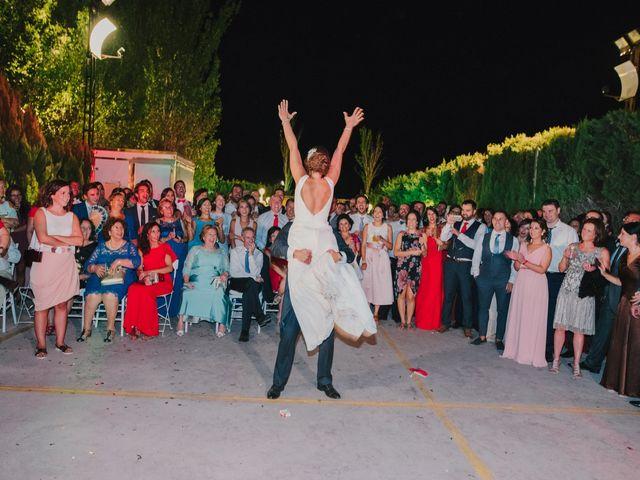 La boda de Alfonso y Silvia  en Puente Genil, Córdoba 29
