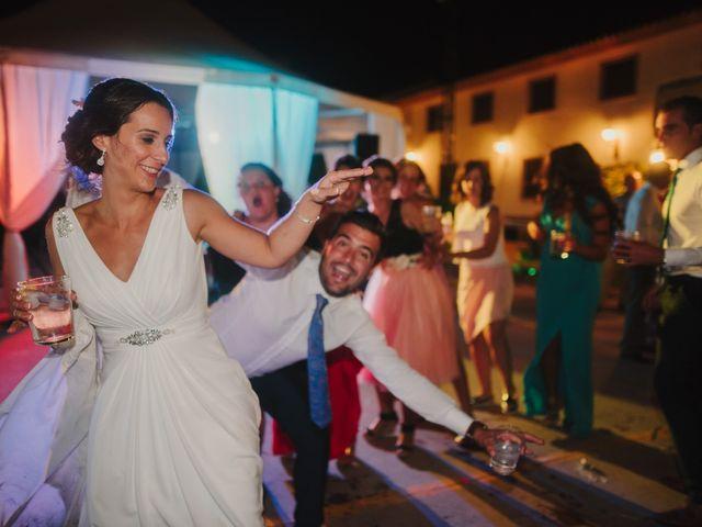 La boda de Alfonso y Silvia  en Puente Genil, Córdoba 32