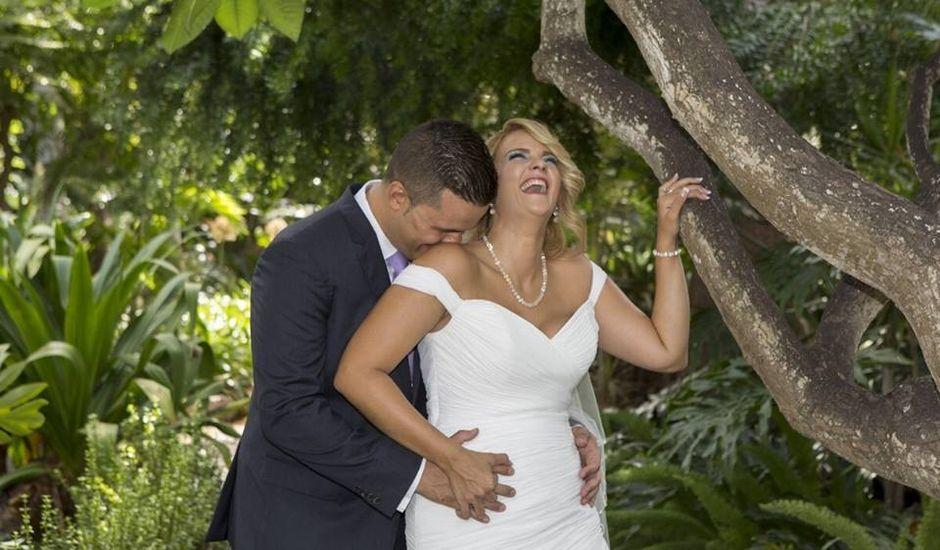 La boda de David y Bárbara en Las Palmas De Gran Canaria, Las Palmas