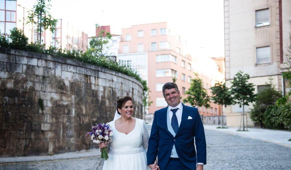 La boda de Eduardo y Bárbara en Santander, Cantabria