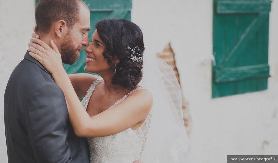 La boda de Cristian y Eva en Argentona, Barcelona