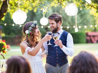 La boda de Nerea y Thomas