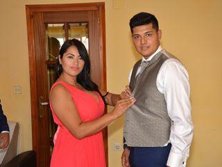 La boda de Nathaly y Sergio 2
