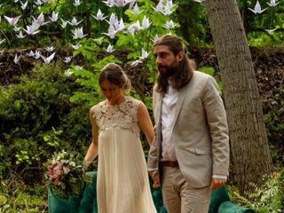 La boda de Alba y Albert