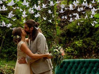 La boda de Alba y Albert 2