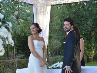 La boda de Eva y Uge 1
