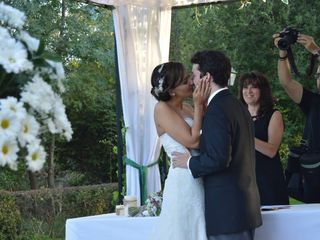 La boda de Eva y Uge