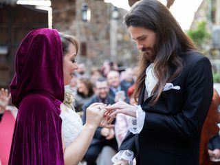 La boda de Evelyn y Samuel
