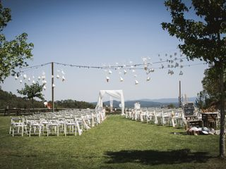 La boda de Cristina y Xavier 1