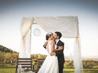 La boda de Cristina y Xavier