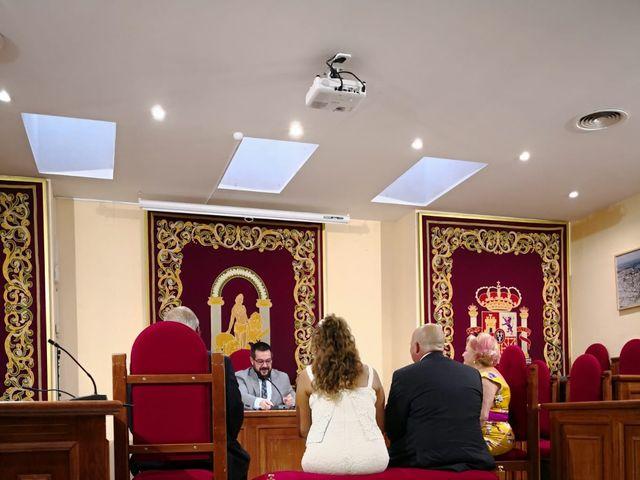 La boda de Francisco  y Claudia  en Sevilla, Sevilla 2