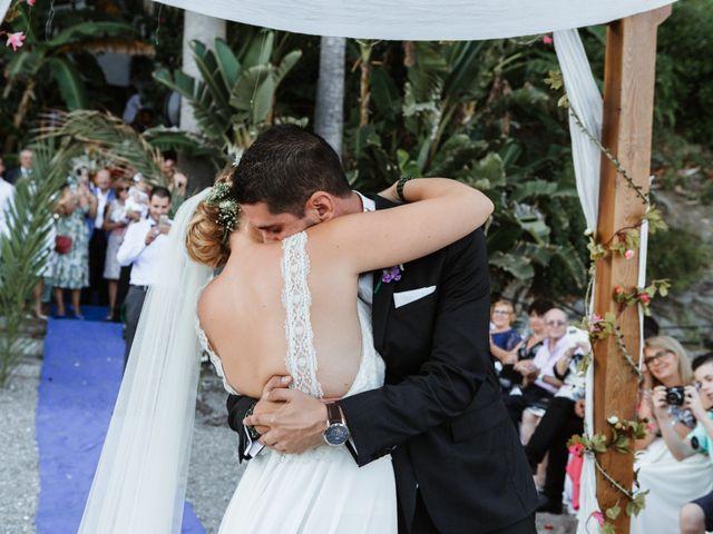 La boda de Pablo y Marina en Benalmadena Costa, Málaga 11