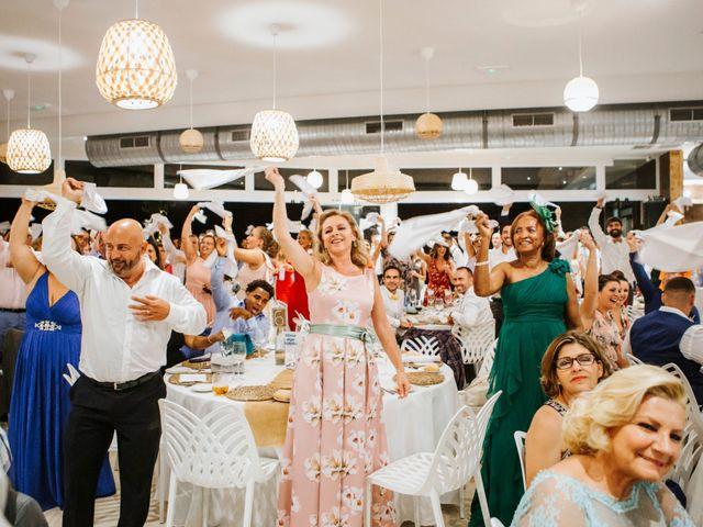 La boda de Pablo y Marina en Benalmadena Costa, Málaga 14