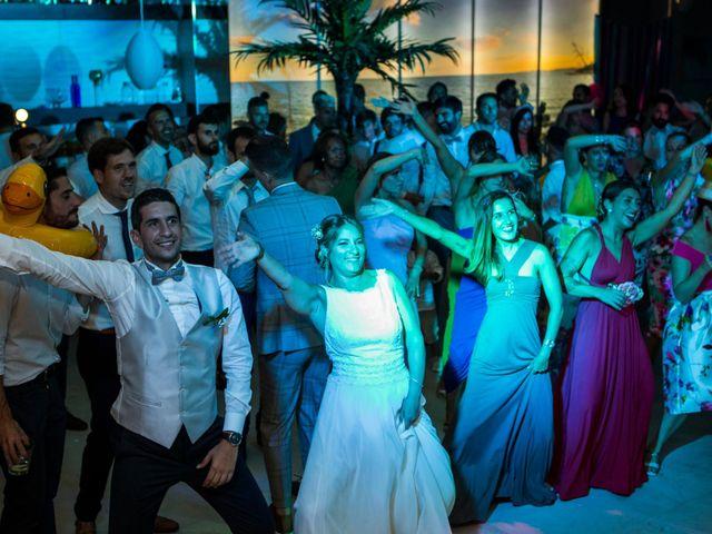 La boda de Pablo y Marina en Benalmadena Costa, Málaga 18