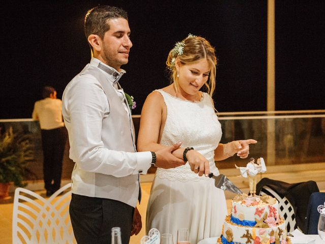 La boda de Pablo y Marina en Benalmadena Costa, Málaga 24