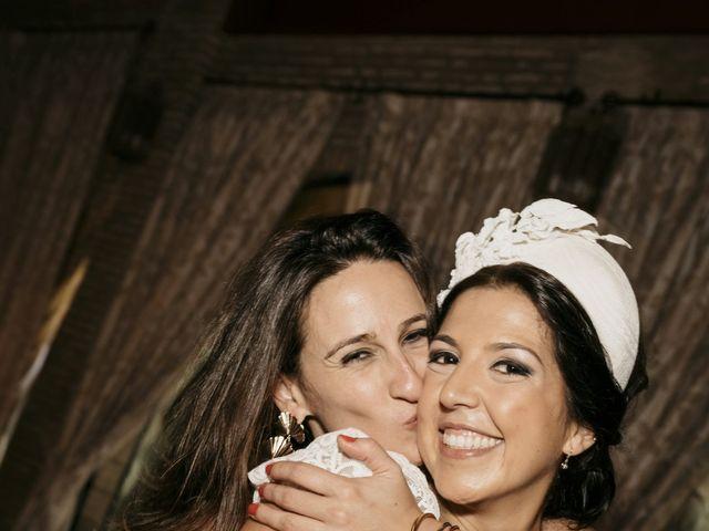 La boda de Andrés y Isabel en Sanlucar La Mayor, Sevilla 42