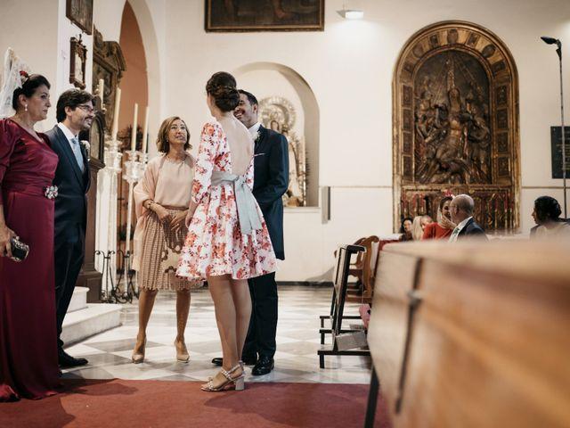La boda de Andrés y Isabel en Sanlucar La Mayor, Sevilla 14