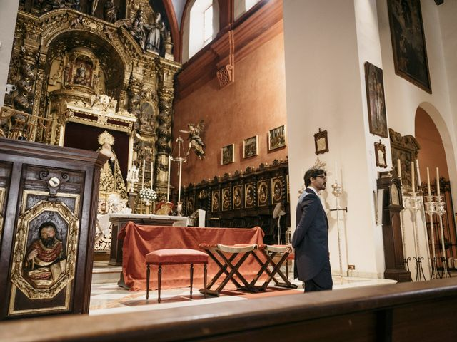 La boda de Andrés y Isabel en Sanlucar La Mayor, Sevilla 15
