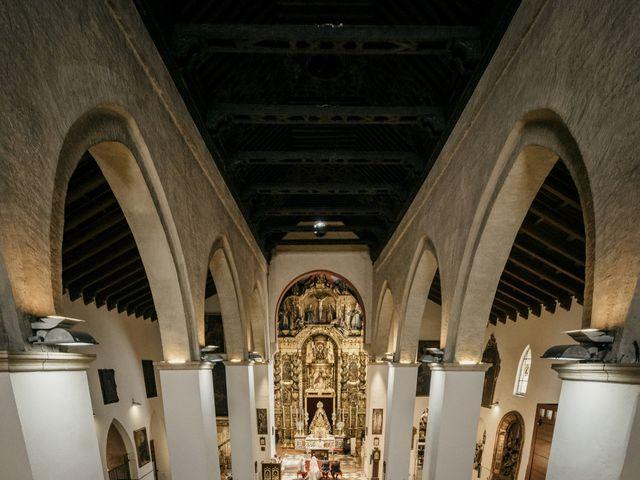 La boda de Andrés y Isabel en Sanlucar La Mayor, Sevilla 16