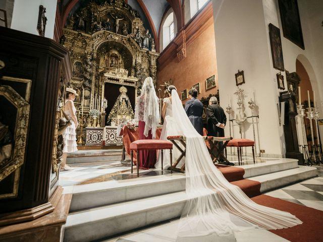 La boda de Andrés y Isabel en Sanlucar La Mayor, Sevilla 20