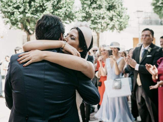 La boda de Andrés y Isabel en Sanlucar La Mayor, Sevilla 26