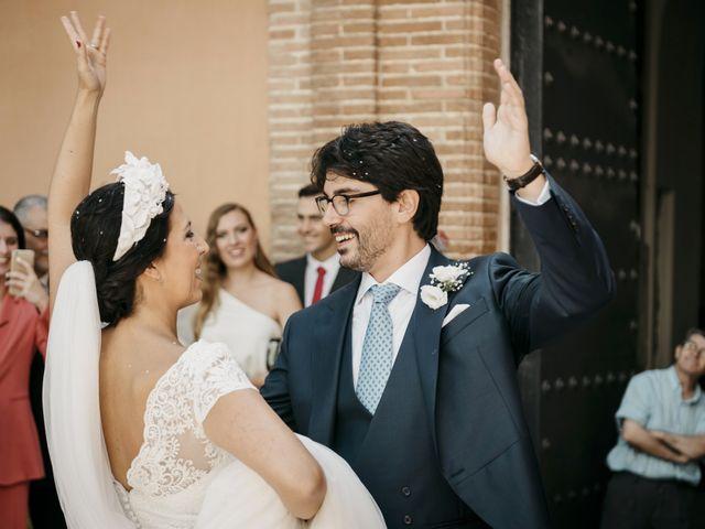 La boda de Andrés y Isabel en Sanlucar La Mayor, Sevilla 27