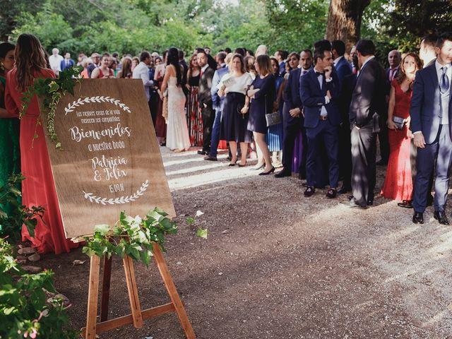 La boda de Félix y Patricia en Fresno De Torote, Madrid 14