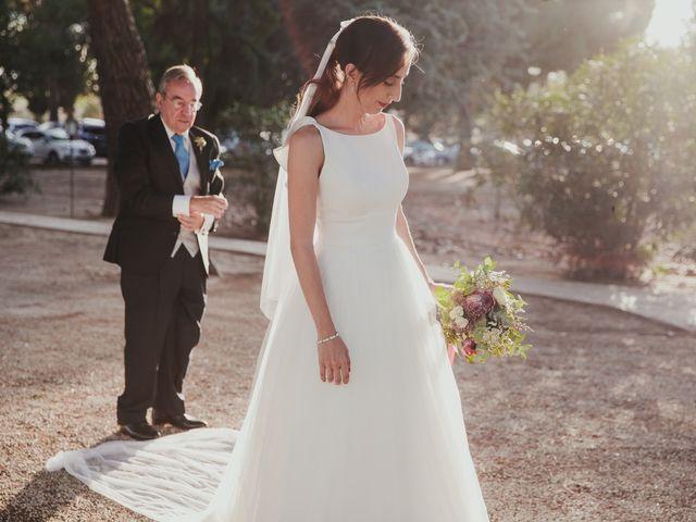 La boda de Félix y Patricia en Fresno De Torote, Madrid 15