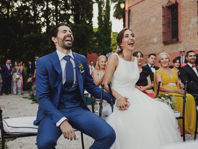 La boda de Félix y Patricia en Fresno De Torote, Madrid 1