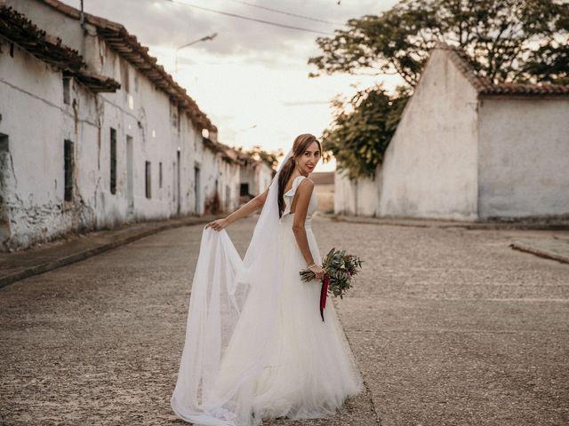 La boda de Félix y Patricia en Fresno De Torote, Madrid 20