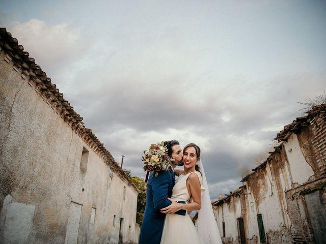 La boda de Félix y Patricia en Fresno De Torote, Madrid 23