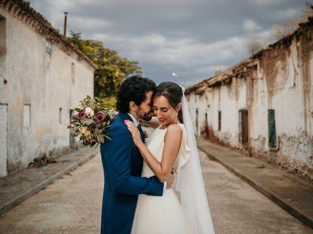 La boda de Félix y Patricia en Fresno De Torote, Madrid 25