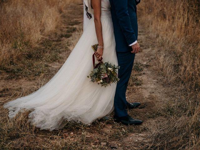 La boda de Félix y Patricia en Fresno De Torote, Madrid 30