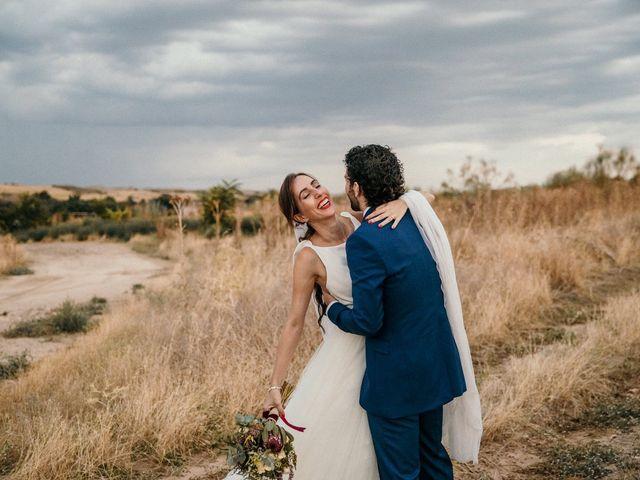 La boda de Félix y Patricia en Fresno De Torote, Madrid 31