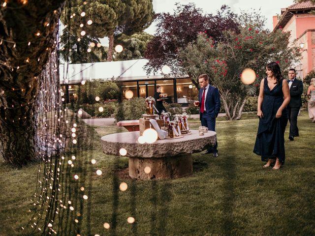 La boda de Félix y Patricia en Fresno De Torote, Madrid 40