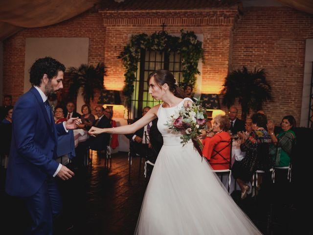 La boda de Félix y Patricia en Fresno De Torote, Madrid 42