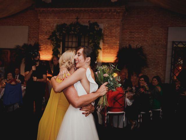 La boda de Félix y Patricia en Fresno De Torote, Madrid 44